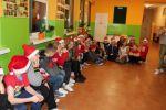 Noc w szkole z Mikołajem