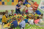 Warsztaty z klockami LEGO